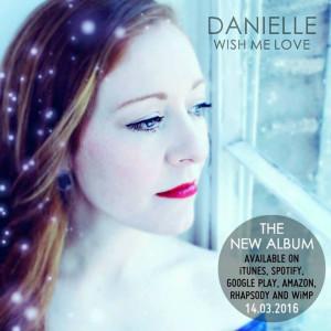 Portada del álbum 'Danielle wish we love'.