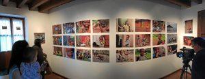 La Casa Museo de Venezuela acoge estos días la exposición 'Una Mirada a Malawi'. Foto: Ayuntamiento de Beas..