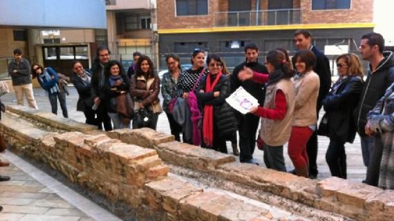 Platalea organiza un recorrido por los principales yacimientos arqueológicos onubenses con la ruta 'La Huelva Enterrada'