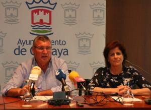 El alcalde y la concejala han presentado la programación.