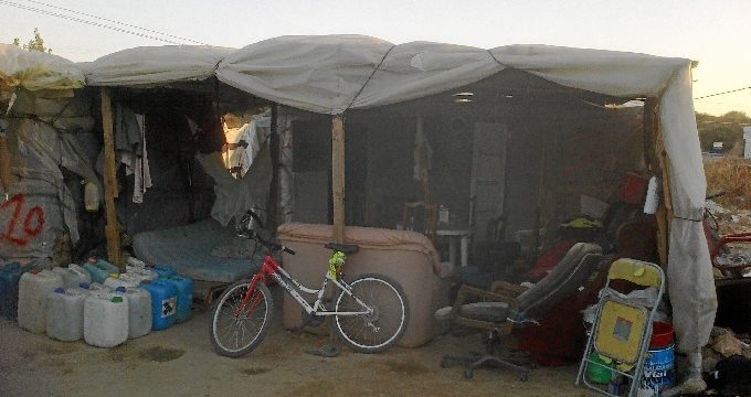 El Foro de la Inmigración creará un protocolo de prevención y actuación en caso de incendio en asentamientos