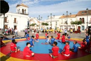 Más de quinientos jóvenes participaron en la muestra organizada por el Ayuntamiento de Cartaya