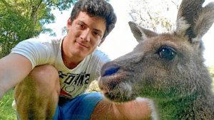 Fernando García reside en Australia desde noviembre de 2014.