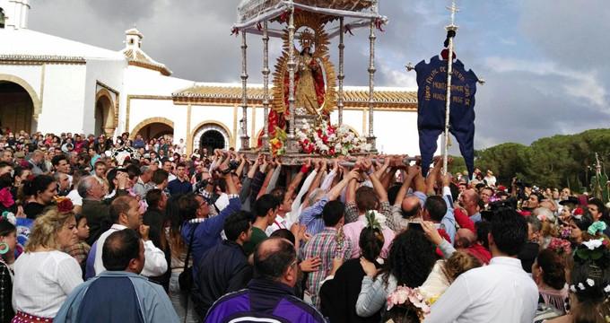 Moguer suspende su Romería de Montemayor
