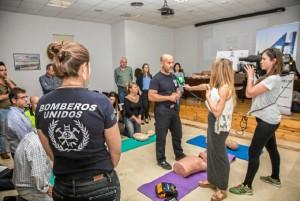 La iniciativa de la empresa da comienzo con un curso de formación para sus empleados.