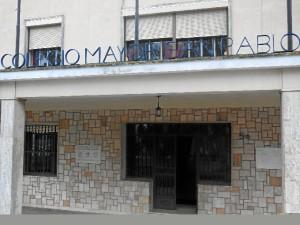 Colegio Mayor San Pablo.