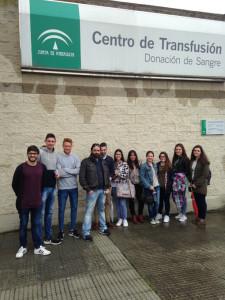 Centro de Transfusión Sanguínea.
