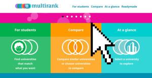 Portal de U-Multirank.