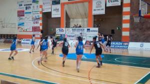Gran actuación del CB Conquero junior en el Campeonato de España. / Foto: www.cbconquero.es.