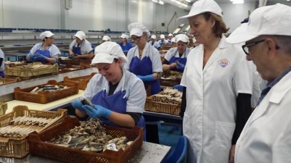 La industria conservera onubense factura el 18,4% del total del sector en Andalucía