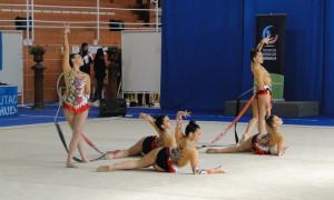 Campeonato individual y por equipos.