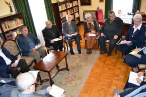 Otra imagen de la reunión.