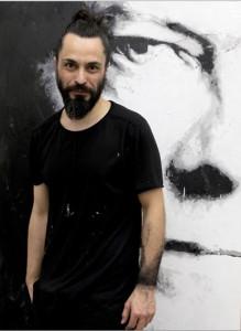 El arte de Emilio se encaja en el movimiento expresionista figurativo. / Foto: Jirka Jansch © 2016