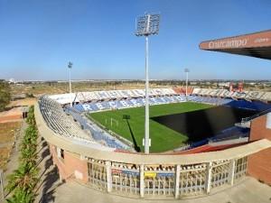 Estadio Nuevo Colombino, 18 años de historia.