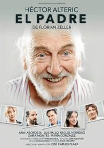 La obra  'El Padre' será llevada a escena este viernes 3 de junio en el Gran Teatro de Huelva.