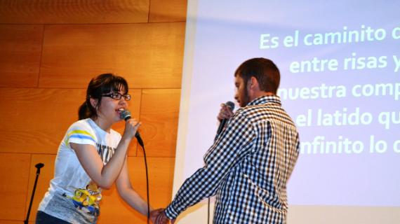 Alumnos con necesidades específicas de apoyo educativo protagonizan un concierto el La Gota de Leche
