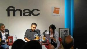 La joven ha trabajado para autores de reconocido prestigio como Juan Ramón Biedma.
