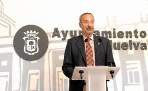 Concejal de Urbanismo, Infraestructuras y Servicios Públicos, Manuel Gómez Márquez.