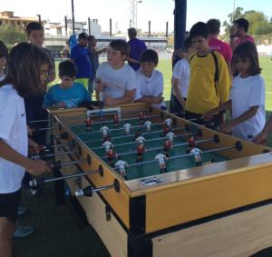 Actividades para todo durante el evento que se vivió en Gibraleón.