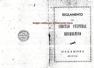 Reglamento de Galaroza.