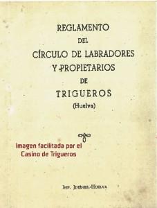 Estatutos de Trigueros (1891).