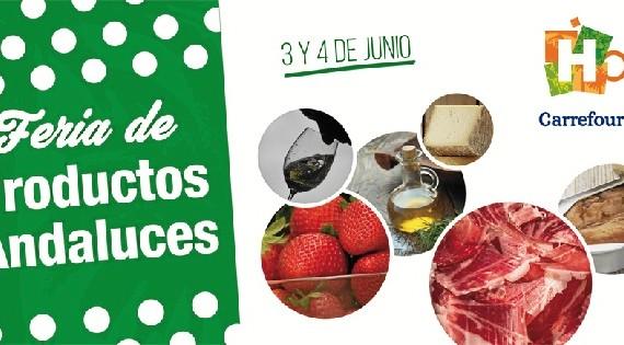 Organizan una Feria gastronómica de Productos Andaluces