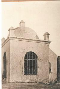 """Fotografía de 1891, perteneciente a la obra de Rodrigo Amador de los Ríos, """"Huelva""""."""