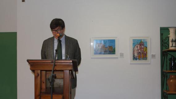 La edición facsimil 'Mi Huelva' de Andrés Espuelas traspasa los muros de la Prisión Provincial