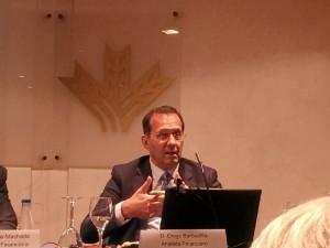 Diego Barbadilla Mesa, analista financiero y ex directivo del Grupo BBVA