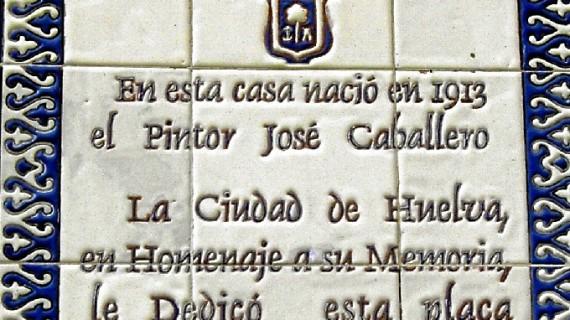 Platalea te invita a descubrir la Huelva de José Caballero