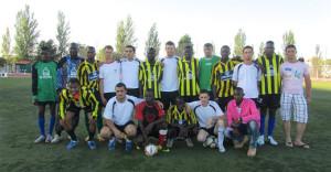 El torneo tiene como objetivo favorecer las relaciones de convivencia intercultural a través de la práctica deportiva.