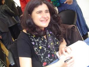 La escritora Lucía Etxebarría.