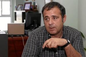Antonio Concepción, gerente de Conservas Concepción. / Foto: José Rodríguez.