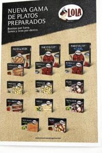 Conservas Concepción han ampliado la gama de sus productos, con platos más elaborados. / Foto: José Rodríguez.
