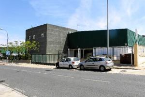Imagen de la actual sede de Conservas Concepción. / Foto: José Rodríguez.