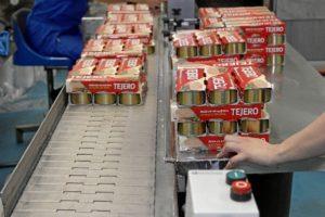 Usisa comercializa sus productos a través de tres marcas: Usisa, Tejero y El Decano./ Foto: José Rodríguez.