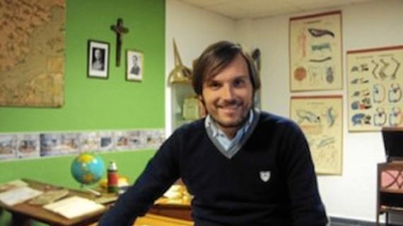 El bollullero Pablo Álvarez, elegido sexto mejor docente universitario de España