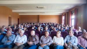 Imagen de la asamblea.