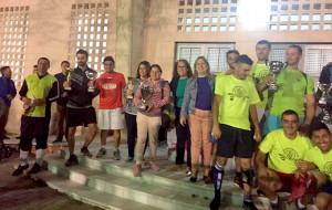 Los ganadores de los torneos interculturales celebrados en Lepe.