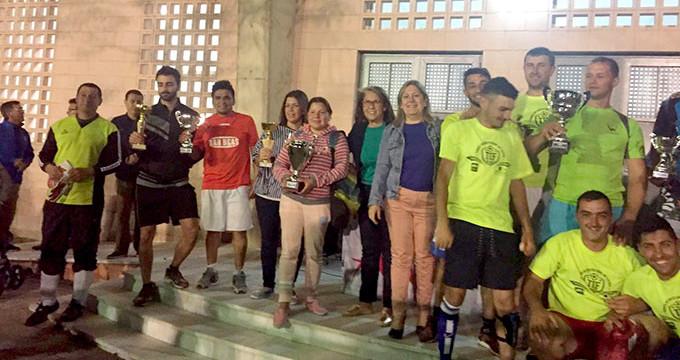 El FC Arges de Rumanía se proclamó vencedor del XVIII Torneo Intercultural de Fútbol 7 de Lepe