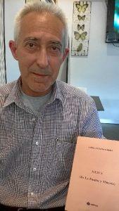 Julián Ávila presenta su obra 'Filius'.