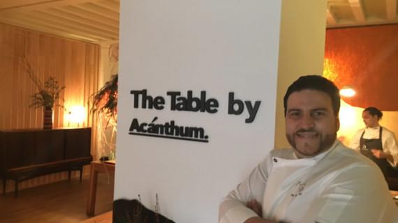 El chef Xanty Elías abre una embajada gastronómica temporal de Huelva en Madrid