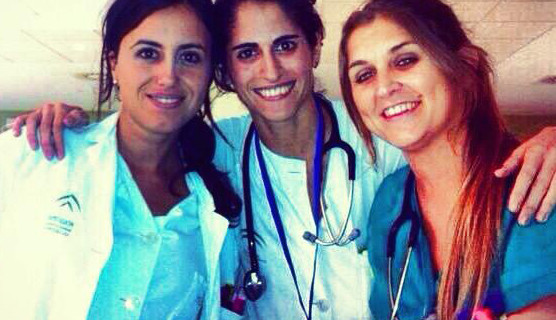 Alicia Hidalgo, una residente del Hospital Juan Ramón Jiménez premiada a nivel nacional por un estudio sobre la diabetes