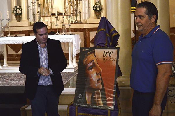 Presentados los actos conmemorativos del centenario de la inclusión de la Virgen de las Angustias a la Hermandad del Santo Entierro