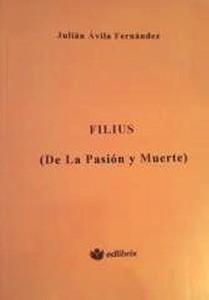 Portada de 'Filius'.