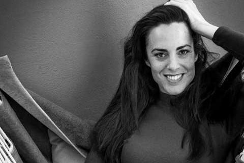 Eva Álvarez. 1979. Directora de la Alas Models Agency y Top Model España 2.000