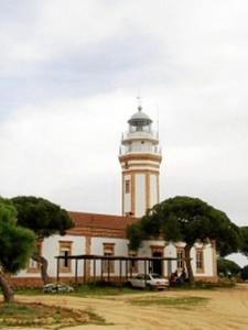 Visita al Faro de El Picacho, en Mazagón.