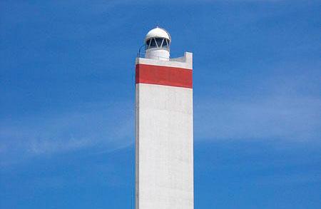 El Faro de La Higuera, uno de los diez faros más preciosos de España