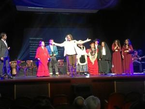 Una imagen del espectáculo.