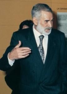 Mariano del Amo realizó destacados trabajos de investigación arqueológica en la provincia de Huelva. / Foto: museoscastillayleon.